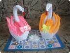 Лебеди в подарок