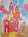 Замок для принцессы