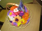 Цветы в подарок учительнице
