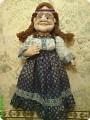 Появилась в моем доме берегиня Дарьюшка.  Чистоту, тепло хранит славная хозяюшка.