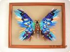 Модульное оригами - Бабочка-2.