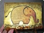 Слоник золотой