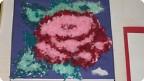 пушистая роза