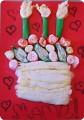 Слоёный торт