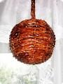 плетеный шар