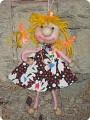 Бубаноска-текстильная кукла