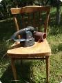Декор предметов Декупаж: Преображение стула.  Фото 1.