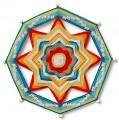 древнее искусство индейцев «Божьи глаза»