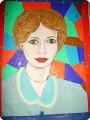 Портрет на юбилей бабушке