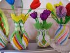 Мои цветы и вазы
