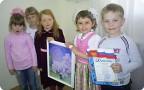 Наши победители конкурса рисунка