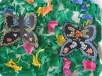 Бабочки на лугу