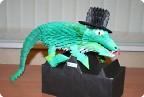 Динозавр - прародитель крокодила