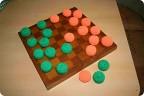 цветные шашки