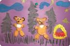Сказка о медведях
