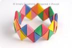 Оригами-браслет