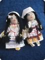 Нфционалъные молдавские куклы