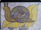 Рисунки гелевыми ручками и фломастерами