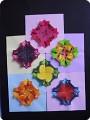 Орнаменты из чайных пакетиков