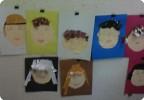 весёлые портреты