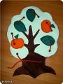 Дерево-шнуровка