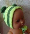 Вязаный набор для малыша