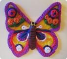 Украшаем бабочек