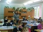 """Урок технологии во 2 """"б"""" школы №40"""
