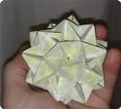 Кусудама - многогранник