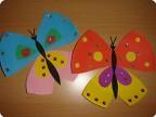 весёленькие бабочки