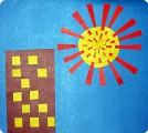 Дом + солнце