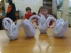 Лебеди...