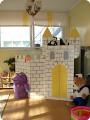 Замок своими руками детский сад