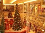 Мальнькая новогодняя сказка в большом торговом центре