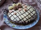 Торт ко Дню рождения дочки