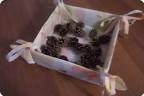 Такуя вот коробочку сшить очень легко и она может служить как хлебница, конфетница, шкатулка для рукоделия и вообще...