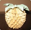Модульное оригами - Апельсин-5.