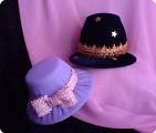 Наконец-то и мои шляпки