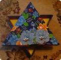 Преображение коробки от конфет