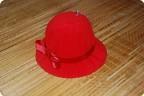 Мои шляпки-игольницы