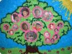 Семья и детский сад - два общественных института, которые стоят. семьи, Генеалогическое древо семьи, изготовление...