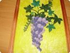 Мой гофро-виноградик
