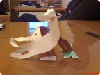 Динозаврус-ископаемус