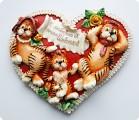 Тигровая валентинка