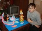 Оригами на выставку