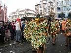 карнавал в Вюрцбурге