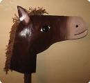 Лошадка для спектакля