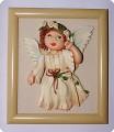 Ангелочек с веночком