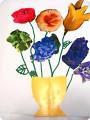 МК.  Радуга. Учим порядок расположения цветов.