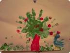 Чудо-дерево и аист